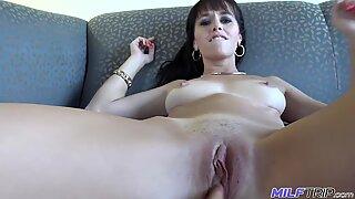 MILF Trip - MILF Alana Cruise gets fat dick - Part 1