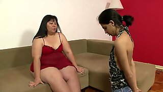 swallow plus-size Fumiko's Sweaty feet I