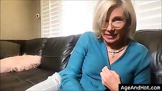 Video call from Grandma
