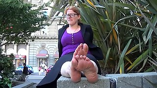 Ms. Jenkin's broad college Teacher's soles