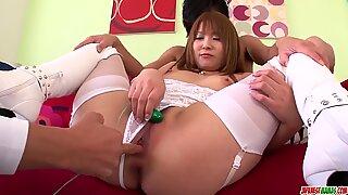 Rinka Aiuchi feels amazing More at Japanesemamas.com