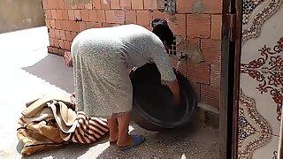Hijab äiti zohra iso sowa bitsh