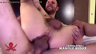 Hairy boy hollers for more!