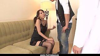 Akari Asagiri uses whole energy to deal a massive dick - More at 69avs com