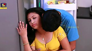 super-steamy Maid Mamatha Romance with Owners son-in-law