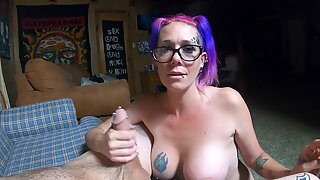 Chassidy Lynn - Smoking JOI