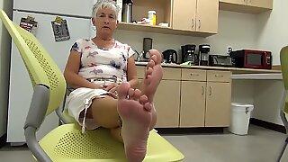 Best Granny Feet