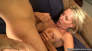 Emma Starr & James Deen in My Friends Hot Mom
