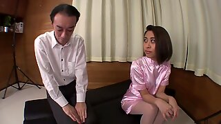 Amazing Japanese face farting session