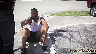 We are the Law my niggas, and the law needs dark-hued cock!