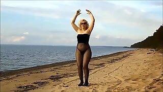RoseRedRus - Beach-sea-nylon