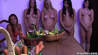 Bananas In Her Coochie