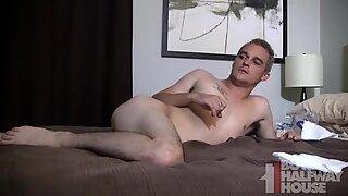 Giving Him A Swollen Asshole Bareback