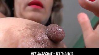 Latina Milf Massager To Work HER SNAPCHAT - WETMAMI19 ADD