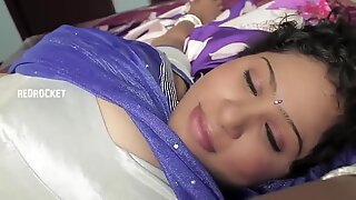 Nice indian face and pussy