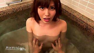 Yua Ariga play with dick