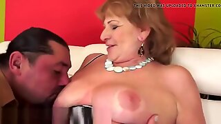 Bootylicious euro mature gets doggystyled