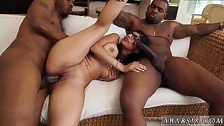 French arab feet and guy fuck maid My Big Black Threesome