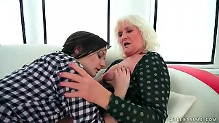 Hot Grannies and Gorgeous Teens