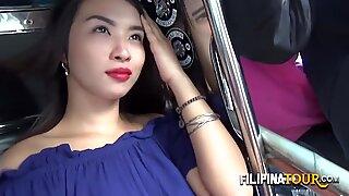 Sweet asian woman