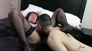 AgedLovE Mature Seduced and Fucked