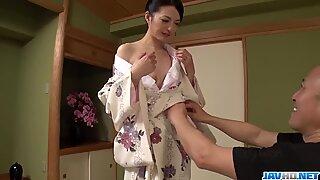 Miria Hazuki Gets Hard Fucked In Dirty Trio Scenes  - More At