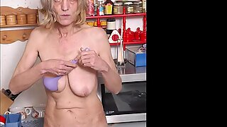 OmaHoteL Grannies And Mature Toys Compilation