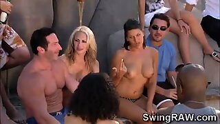 Erotic contests make couples go horny in this reality show