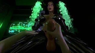 Hot Dickgirl HUGE Dick